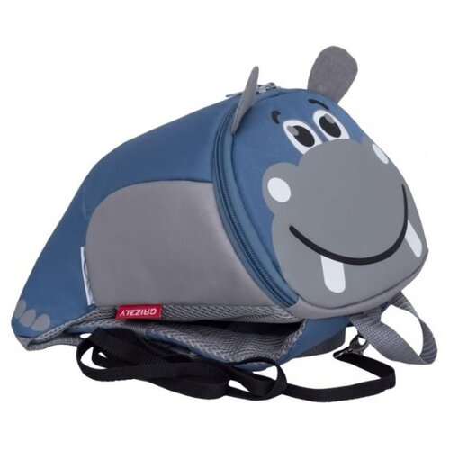Купить Grizzly Рюкзак (RS-991-1), бегемот, Рюкзаки, ранцы