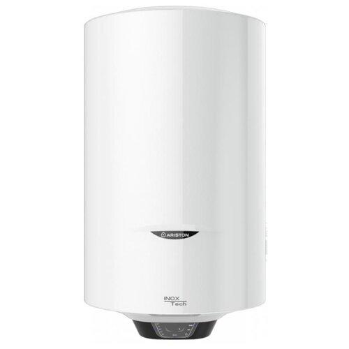 Накопительный электрический водонагреватель Ariston PRO1 ECO INOX ABS PW 50 V Slim электрический накопительный водонагреватель ariston abs blu eco pw 50 v slim