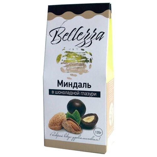 Миндаль Bellezza в шоколадной глазури, 135 гФрукты и орехи в глазури, драже<br>