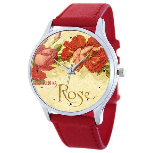 Наручные часы TINA BOLOTINA Rose Extra будильник tina bolotina лондон awo 009