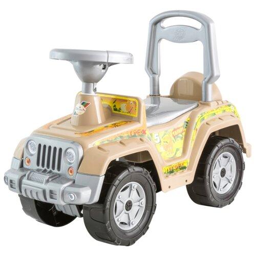 Купить Каталка-толокар Orion Toys 4 х 4 (549) со звуковыми эффектами сафари, Каталки и качалки