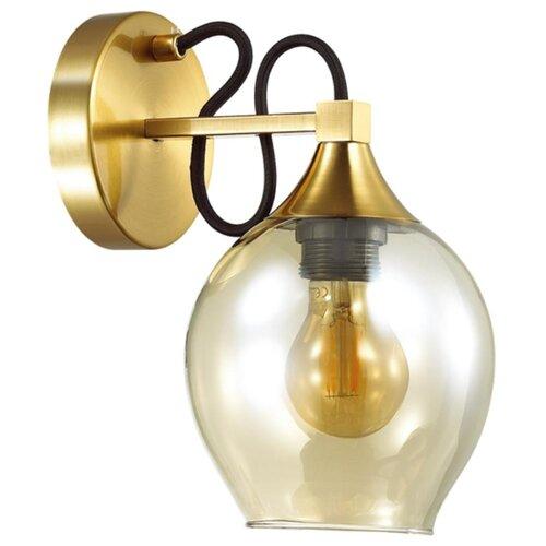 Настенный светильник Lumion Megan 3777/1W, 60 Вт бра lumion megan 3777 1w
