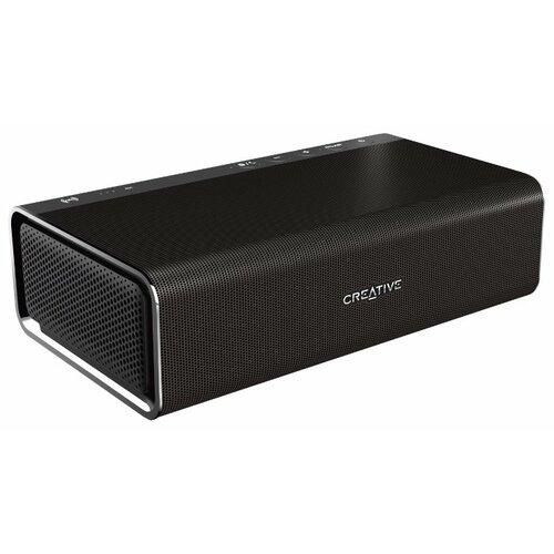 Портативная акустика Creative Sound Blaster Roar Pro черный гарнитура creative sound blaster jam черный 70gh030000000