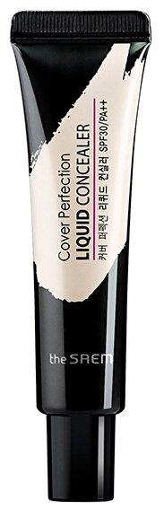 The Saem Консилер Cover Perfection Liquid Concealer