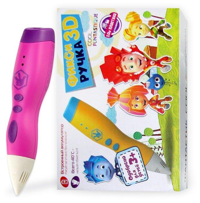 3D-ручка Funtastique FIXI COOL пурпурный фото 1