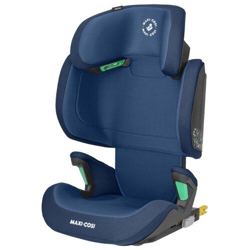 Автокресло группа 2/3 (15-36 кг) Maxi-Cosi Morion i-Size, basic blue автокресло группа 1 2 3 9 36 кг little car ally с перфорацией черный