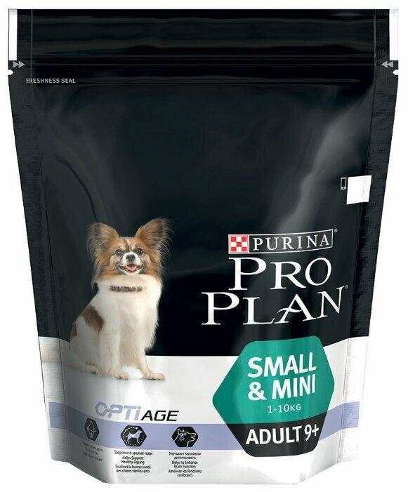 Корм для пожилых собак Purina Pro Plan Optiage курица 7 кг (для мелких пород)