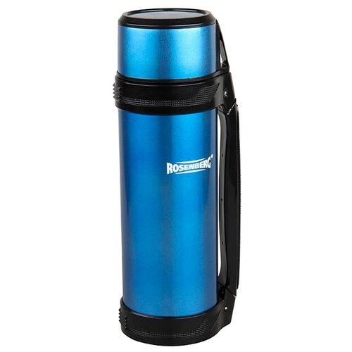 Классический термос ROSENBERG RSS-420102, 1.8 л синий