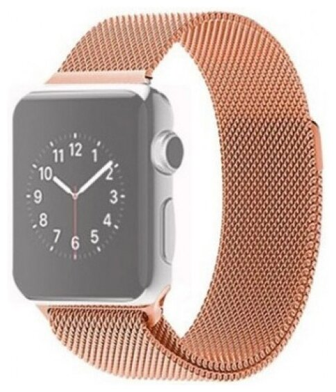 Hoco Ремешок Milanese Loop для Apple Watch 42 мм