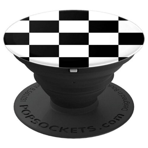 Поп-сокет PopSockets 800155 Checker Black