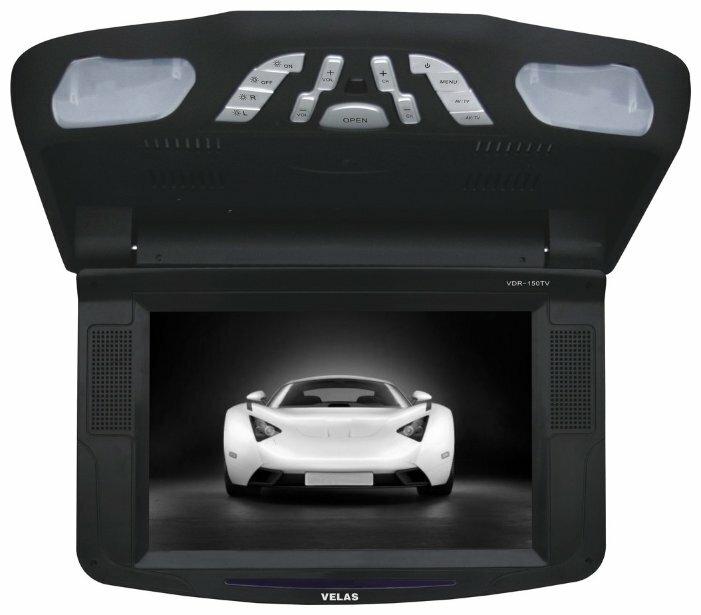 Автомобильный телевизор Velas VDR-150TV