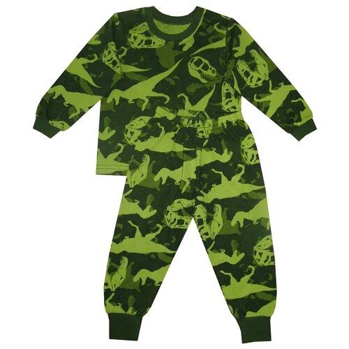 Пижама ПАНДА дети размер 104, хакиДомашняя одежда<br>