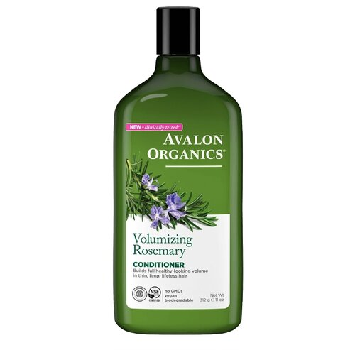 Avalon Organics кондиционер Volumizing Rosemary, 312 г