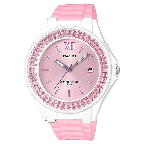 Наручные часы CASIO LX-500H-4E5 женские часы casio lx 500h 4e2