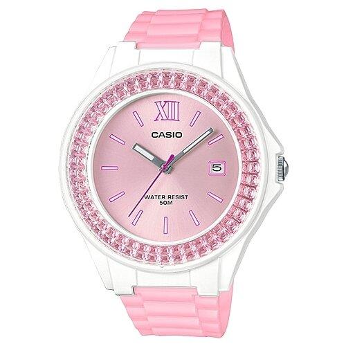 Наручные часы CASIO LX-500H-4E5 casio часы casio lx 500h 2b коллекция analog