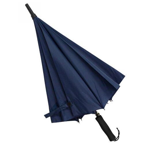 Зонт-трость автомат Удачная покупка YS04 синий зонт механика удачная покупка ys01 черный желтый