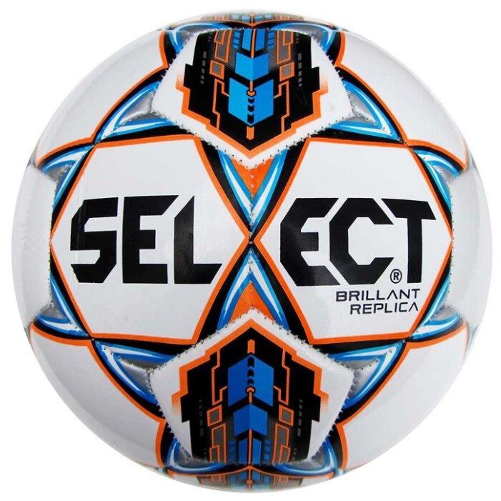 Футбольный мяч Select Brillant Replica 811608