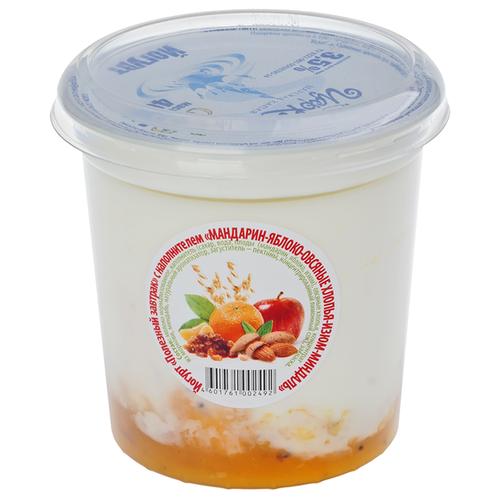 ЦарКа йогурт Полезный завтрак