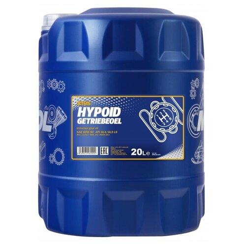 Трансмиссионное масло Mannol Hypoid Getriebeoel 80W-90 20 л