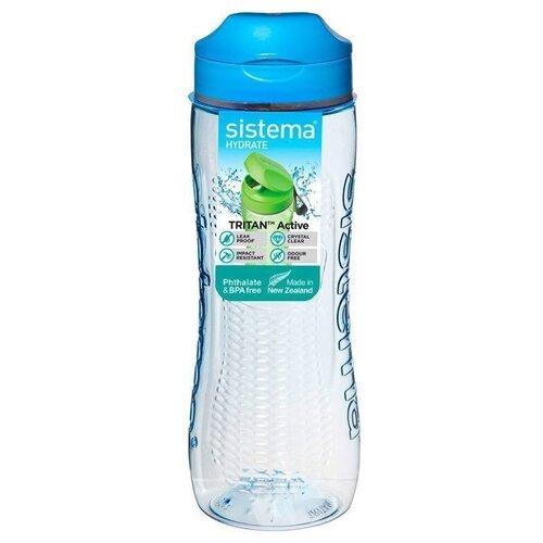 Фото - Бутылка для воды Tritan (800 мл), цвета в ассортименте 650 Sistema бутылка для воды tritan active 600 мл цвета в ассортименте 640 sistema
