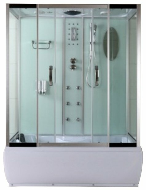Закрытая кабина Aquasolo ASRK-91126