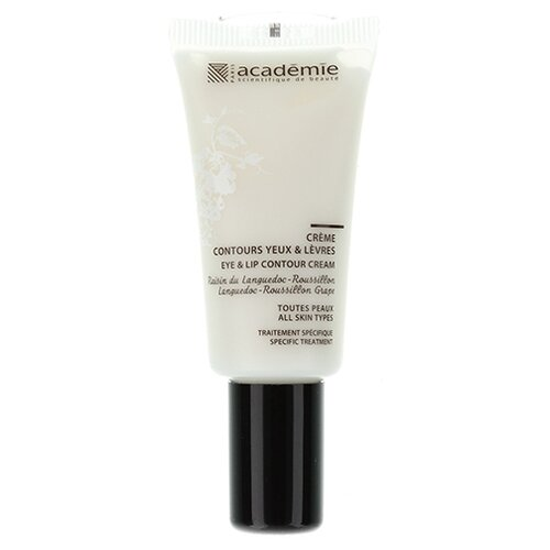 Academie Крем-уход для глаз и губ Eye and Lip contour cream 15 мл academie intense protection cream суперзащитный крем для лица 50 мл
