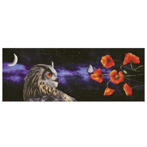 Купить NOVA SLOBODA Набор для вышивания Сон бабочки 28.5 х 78 см (СР1501), Наборы для вышивания