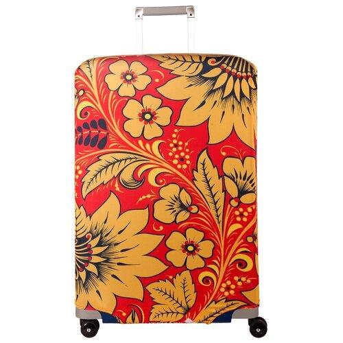 Чехол для чемодана ROUTEMARK Людмила SP180 L/XL, красныйЧемоданы<br>