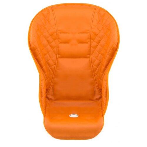 Сменный чехол ROXY-KIDS Универсальный для детского стульчика оранжевый