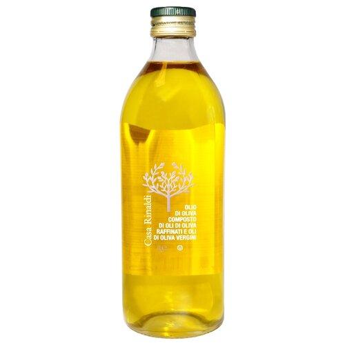 Casa Rinaldi Масло оливковое рафинированное 1 л de cecco масло оливковое рафинированное 1 л