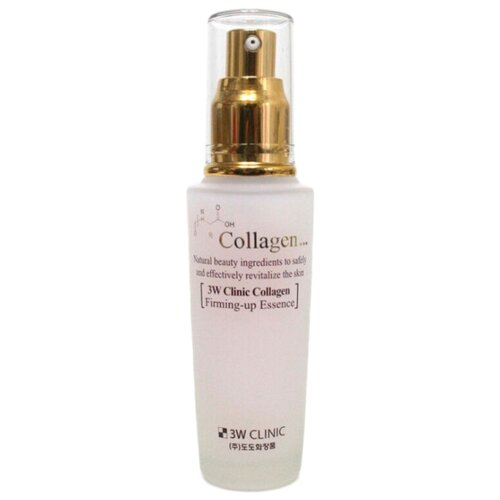 3W Clinic Collagen Firming-Up Essence Эссенция для лица, 50 мл недорого