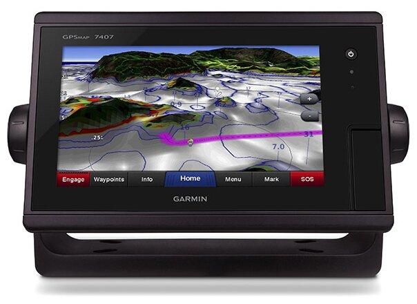 Эхолот Garmin GPSMAP 7407