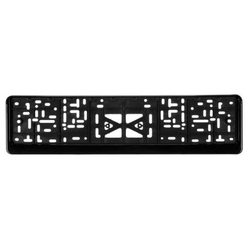 Рамка для номера skyway S04102003 черный 1 шт.