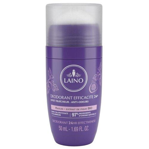 Laino дезодорант, ролик, Инжир с каолином, 50 мл