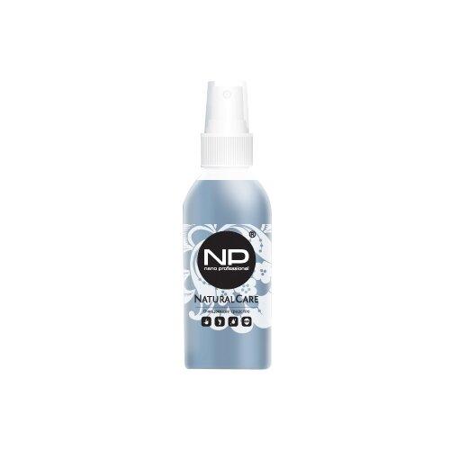 Nano Professional Очищающее средство для кожи и ногтей Natural Care 200 мл, с дозатором