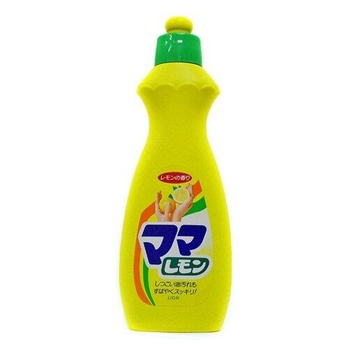 Mama Lemon Концентрированное средство для мытья посуды Lemon, 0.8 л гель для мытья посуды mama lemon лимон natural lemon fragrance 600 мл