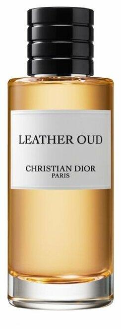 Парфюмерная вода Christian Dior Leather Oud