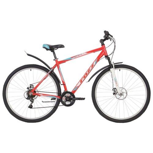 Горный (MTB) велосипед Foxx Atlantic D 29 (2019) оранжевый 18 (требует финальной сборки) горный mtb велосипед format 1214 29 2020 темно синий m требует финальной сборки