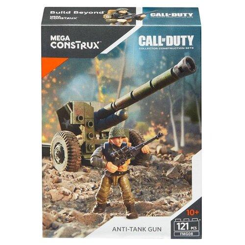 Конструктор Mega Construx Call of Duty FMG08 Противотанковая пушка