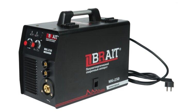 Сварочный аппарат BRAIT MIG-250 (MIG/MAG, MMA)
