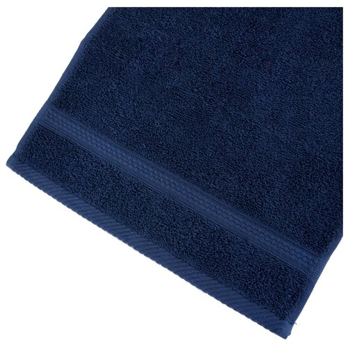 Arya Полотенце Miranda Soft для лица 50х90 см темно-синий arya полотенце miranda soft для лица 50х90 см сухая роза