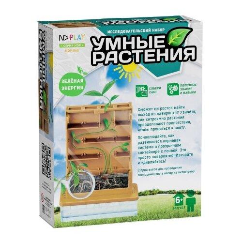 Купить Набор для выращивания ND Play Умные растения, Наборы для исследований