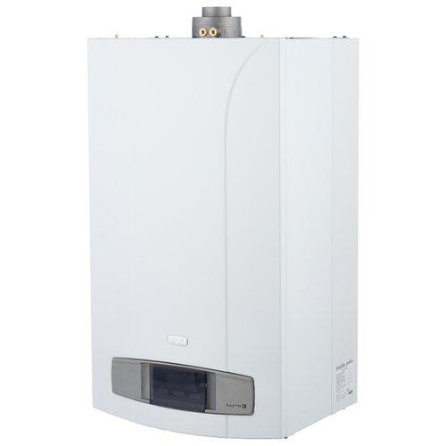 Газовый котел BAXI LUNA-3 280 Fi 28 кВт двухконтурный котел газовый navien coaxial ace24k white