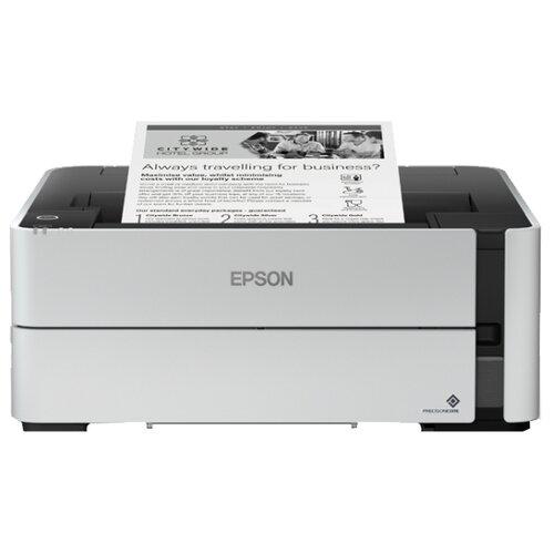 Фото - Принтер Epson M1140, белый/черный принтер epson m1170 серый черный