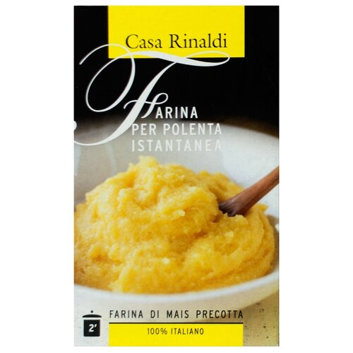 Мука Casa Rinaldi кукурузная, 0.38 кг