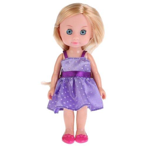 Набор с куклой Карапуз Hello Kitty Машина комната, 15 см, MARY63005W-HK-RU