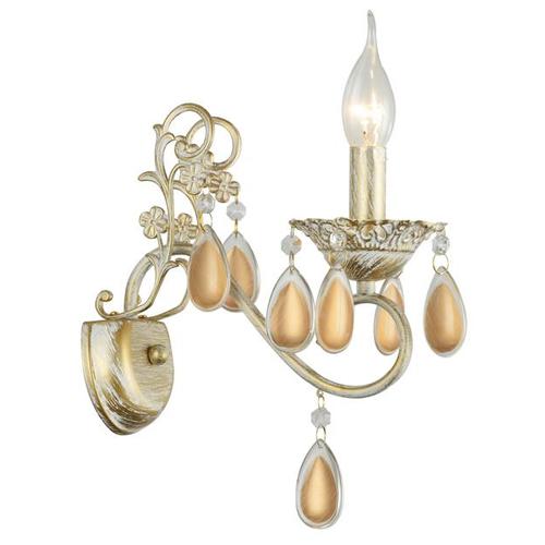 цена на Настенный светильник Arte Lamp Ciondolo A5676AP-1WG, 60 Вт