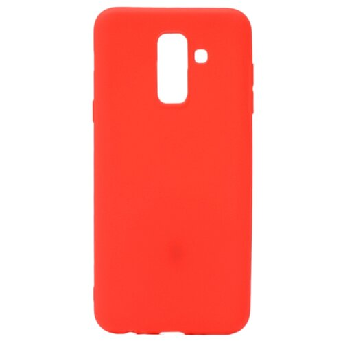 Чехол Gosso 185381W для Samsung Galaxy A6+ (2018) красныйЧехлы<br>