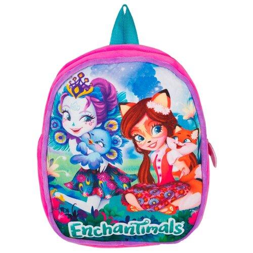 Купить Enchantimals Рюкзак Энчантималс 34841, розовый, Рюкзаки, ранцы