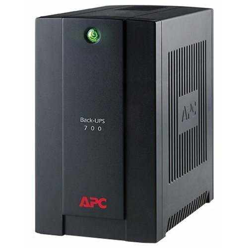 Интерактивный ИБП APC by Schneider Electric Back-UPS BX700UI ибп apc by schneider electric back ups pro 900 br900gi